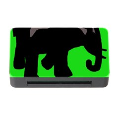 Elephand Memory Card Reader with CF