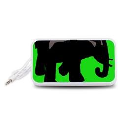 Elephand Portable Speaker (White)