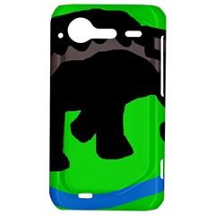 Elephand HTC Incredible S Hardshell Case