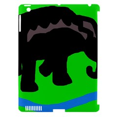 Elephand Apple iPad 3/4 Hardshell Case (Compatible with Smart Cover)