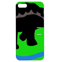 Elephand Apple iPhone 5 Hardshell Case with Stand