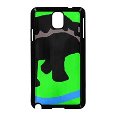 Elephand Samsung Galaxy Note 3 Neo Hardshell Case (Black)