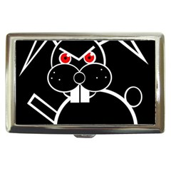 Evil rabbit Cigarette Money Cases