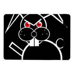 Evil Rabbit Samsung Galaxy Tab Pro 10 1  Flip Case