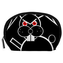 Evil rabbit Accessory Pouches (Large)