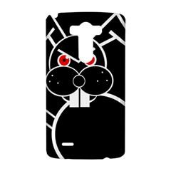 Evil rabbit LG G3 Hardshell Case