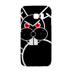 Evil rabbit Galaxy S6 Edge