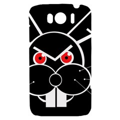 Evil rabbit HTC Sensation XL Hardshell Case