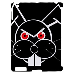 Evil rabbit Apple iPad 2 Hardshell Case (Compatible with Smart Cover)
