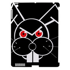 Evil rabbit Apple iPad 3/4 Hardshell Case (Compatible with Smart Cover)