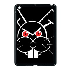 Evil rabbit Apple iPad Mini Case (Black)