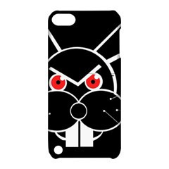 Evil rabbit Apple iPod Touch 5 Hardshell Case with Stand