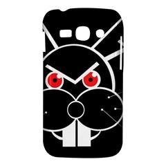 Evil rabbit Samsung Galaxy Ace 3 S7272 Hardshell Case
