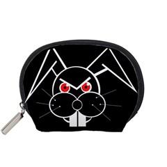 Evil rabbit Accessory Pouches (Small)