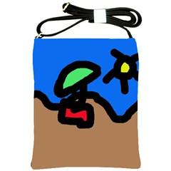 Beach Shoulder Sling Bags