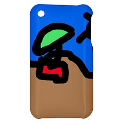 Beach Apple iPhone 3G/3GS Hardshell Case