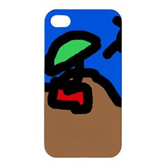 Beach Apple iPhone 4/4S Hardshell Case