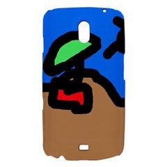 Beach Samsung Galaxy Nexus i9250 Hardshell Case