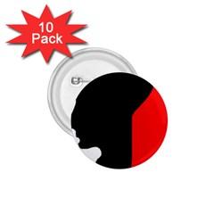 Man 1.75  Buttons (10 pack)