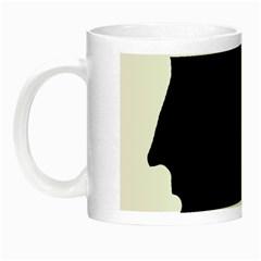 Man Night Luminous Mugs