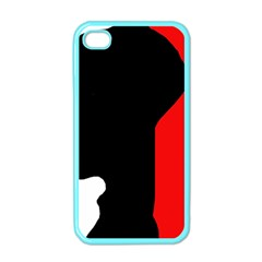 Man Apple iPhone 4 Case (Color)