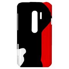Man HTC Evo 3D Hardshell Case