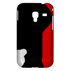 Man Samsung Galaxy Ace Plus S7500 Hardshell Case