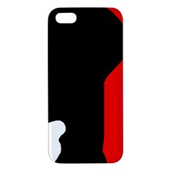 Man Apple iPhone 5 Premium Hardshell Case