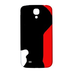 Man Samsung Galaxy S4 I9500/I9505  Hardshell Back Case