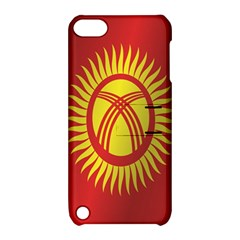Flag Of Kyrgyzstan Apple iPod Touch 5 Hardshell Case with Stand