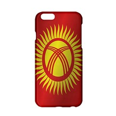 Flag Of Kyrgyzstan Apple iPhone 6/6S Hardshell Case