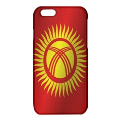 Flag Of Kyrgyzstan iPhone 6/6S TPU Case