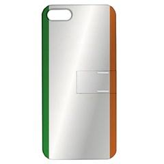 Flag Of Ireland Apple iPhone 5 Hardshell Case with Stand