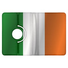 Flag Of Ireland Kindle Fire HDX Flip 360 Case