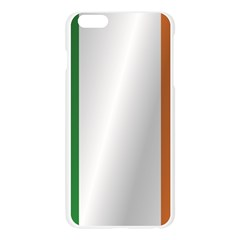 Flag Of Ireland Apple Seamless iPhone 6 Plus/6S Plus Case (Transparent)