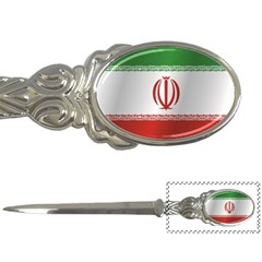 Flag Of Iran Letter Openers