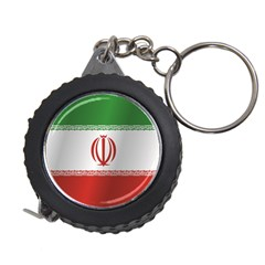 Flag Of Iran Measuring Tapes