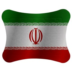 Flag Of Iran Jigsaw Puzzle Photo Stand (Bow)