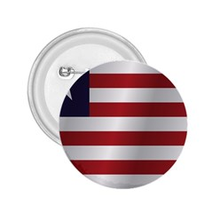 Flag Of Liberia 2.25  Buttons