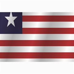 Flag Of Liberia Collage Prints