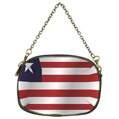 Flag Of Liberia Chain Purses (Two Sides)