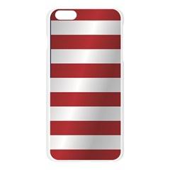Flag Of Liberia Apple Seamless iPhone 6 Plus/6S Plus Case (Transparent)
