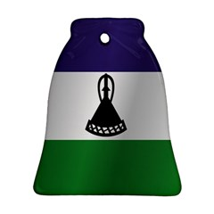 Flag Of Lesotho Ornament (Bell)