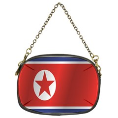 Flag Of North Korea Chain Purses (Two Sides)