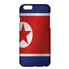 Flag Of North Korea Apple iPhone 6 Plus/6S Plus Hardshell Case