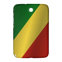 Flag Of Republic Of The Congo Samsung Galaxy Note 8.0 N5100 Hardshell Case