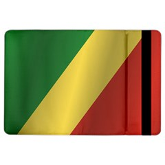 Flag Of Republic Of The Congo iPad Air 2 Flip