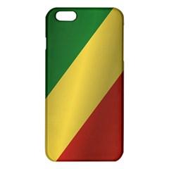 Flag Of Republic Of The Congo iPhone 6 Plus/6S Plus TPU Case