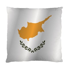 Flag Of Cyprus Standard Cushion Case (One Side)