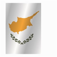 Flag Of Cyprus Small Garden Flag (Two Sides)